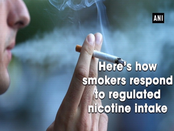 Here's how smokers respond to regulated nicotine intake