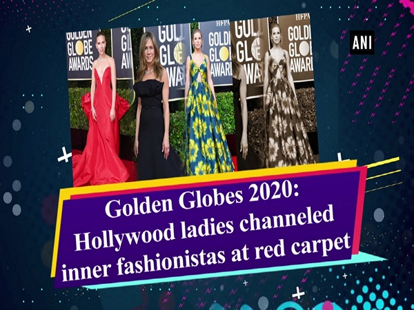 Golden Globes 2020: Hollywood ladies channeled inner fashionistas at red carpet