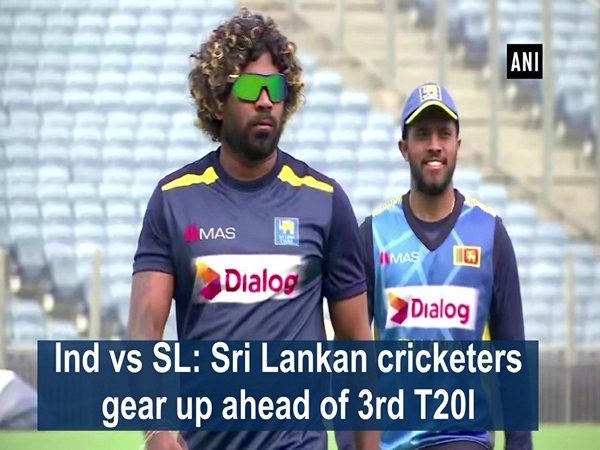 Ind vs SL: Sri Lankan cricketers gear up ahead of 3rd T20I