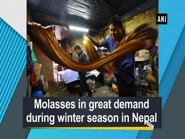 Molasses in great demand during winter season in Nepal