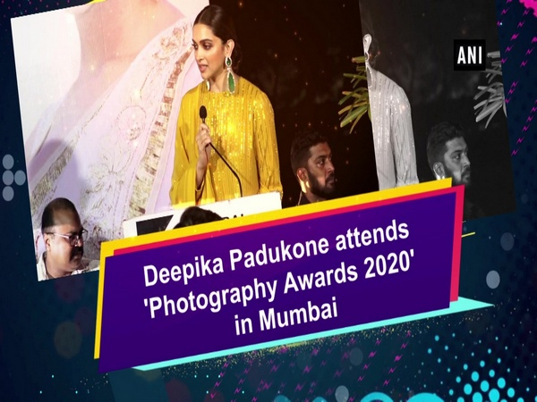 Deepika Padukone attends 'Photography Awards 2020' in Mumbai