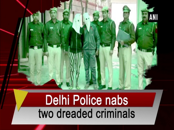 Delhi Police nabs two dreaded criminals