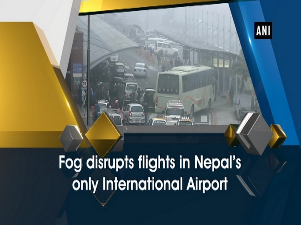 Fog disrupts flights in Nepal's only International Airport