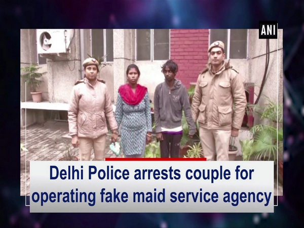 Delhi Police arrests couple for operating fake maid service agency