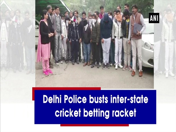 Delhi Police busts inter-state cricket betting racket