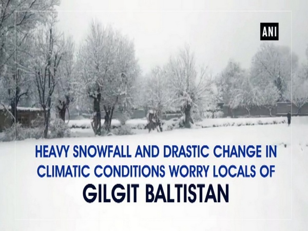 Heavy snowfall and drastic change in climatic conditions worry locals of Gilgit Baltistan