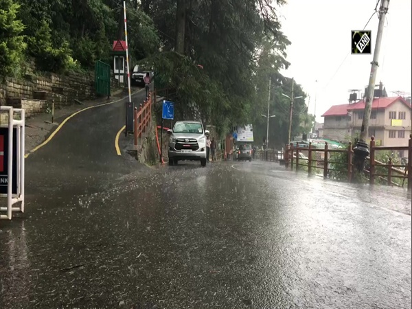 Rain lashes parts of Shimla, likely to continue in parts of HP