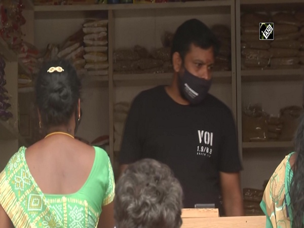Tamil filmmaker turned grocery seller helps needy in Chennai
