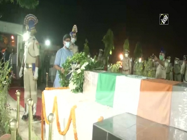 Malbagh encounter: CM Soren, Governor Draupadi Murmu pay tribute to CRPF jawan