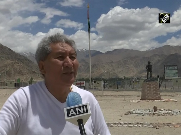 Watch: Ladakh-based poet recites bravery of Indian Army during clash with Chinese Army at Galwan Valley
