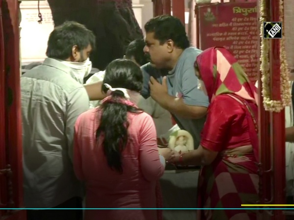 Devotees flock to Delhi's Bankhandi Mahadev Temple on 1st Monday of 'Sawan' month