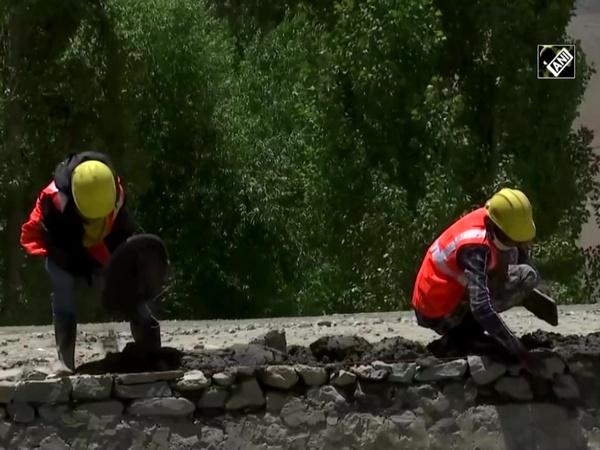 BRO constructs 3 bridges in Ladakh to facilitate Indian Army, civilians