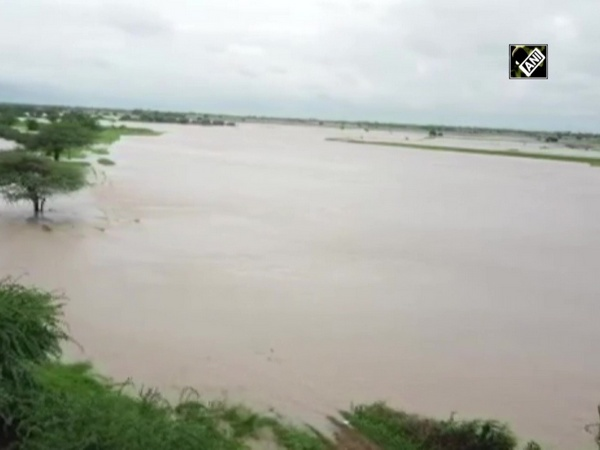 Newly-built bridge collapses in Gujarat's Junagadh following heavy rainfall