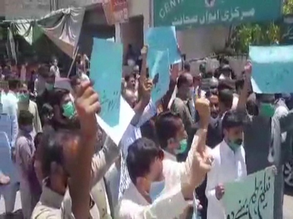 People in PoK protest as Islamabad signs hydropower project deal with Beijing