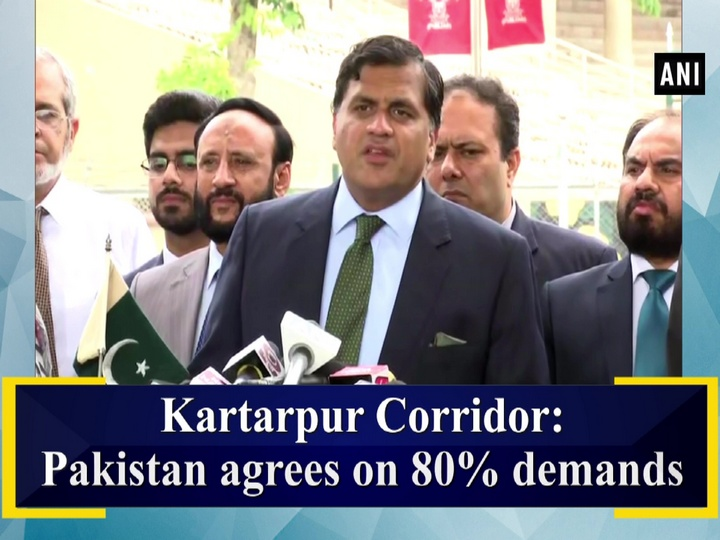 Kartarpur Corridor: Pakistan agrees on 80% demands