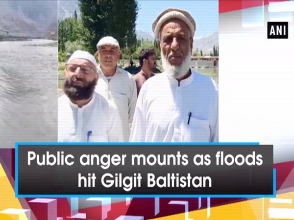 Public anger mounts as floods hit Gilgit Baltistan