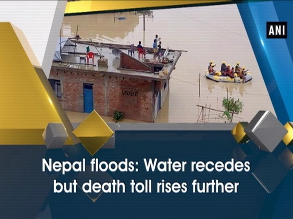 Nepal floods: Water recedes but death toll rises further
