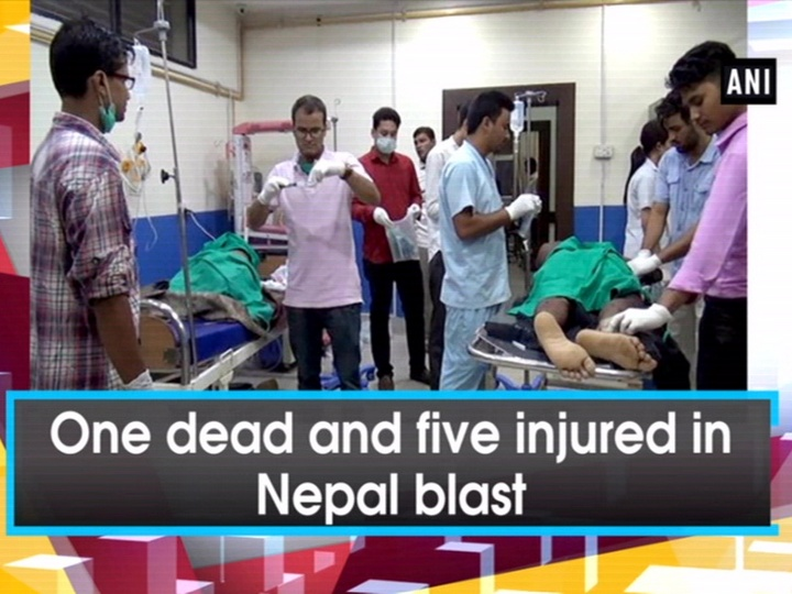 One dead and five injured in Nepal blast