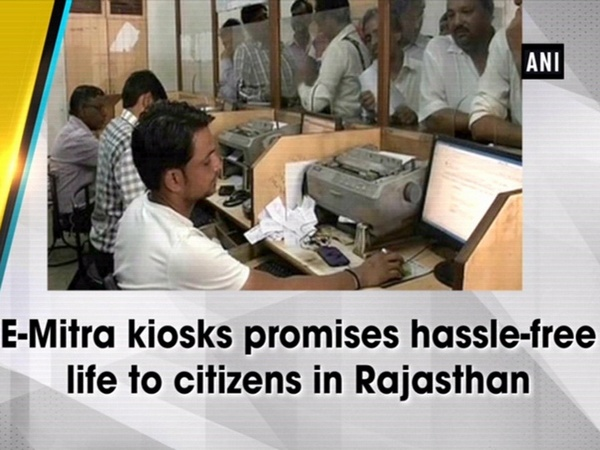 E-Mitra kiosks promises hassle-free life to citizens in Rajasthan