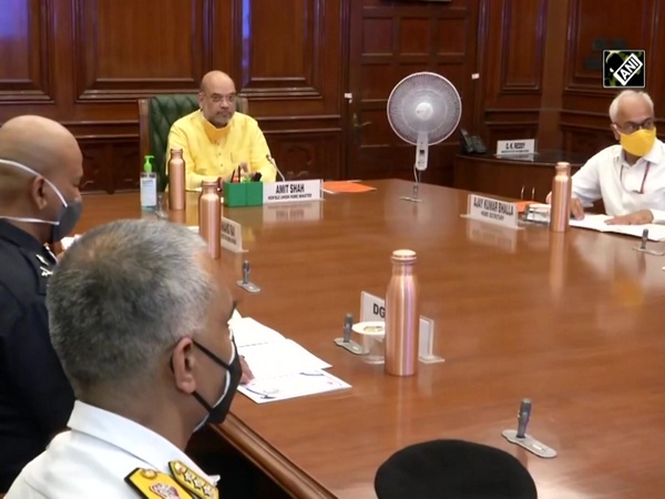 Cyclone Nisarga: HM Amit Shah holds review meeting with officials of NDMA
