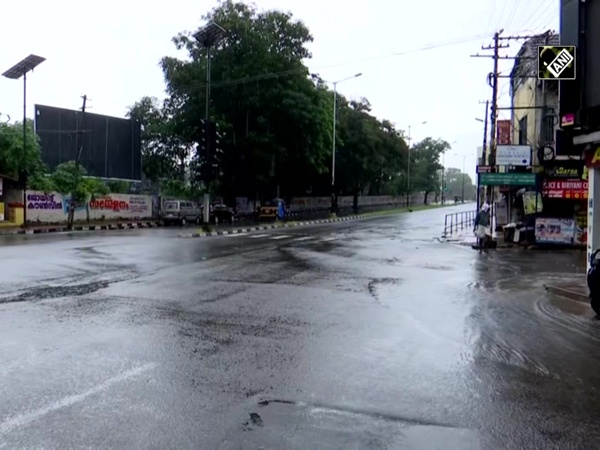 Heavy rainfall leads to water-logging in Thiruvananthapuram