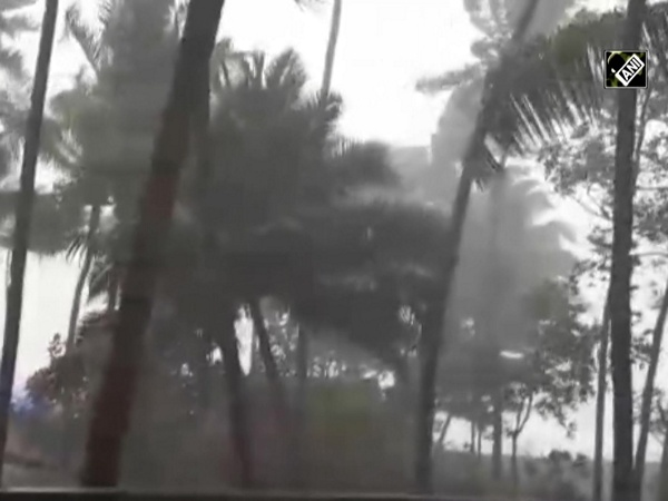 Cyclone Nisarga: Strong winds and rain hit Ratnagiri