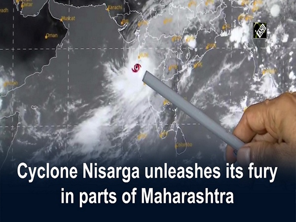 Cyclone Nisarga unleashes its fury on parts Maharashtra