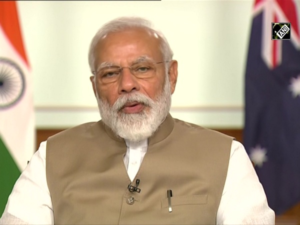 PM Modi attends first ever 'India-Australia Virtual Summit' with PM Scott Morrison