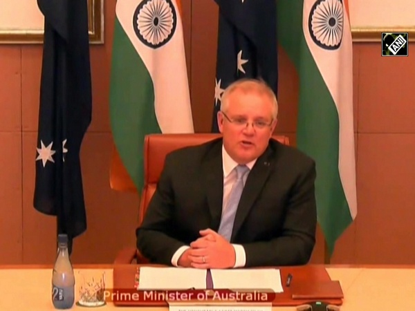 PM Scott Morrison congratulates India for taking Chair of WHO's executive board