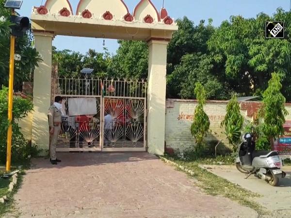 COVID-19: Moradabad MLA distributes PPE kits to temple priests