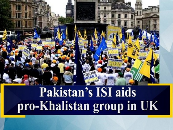 Pakistan's ISI aids pro-Khalistan group in UK