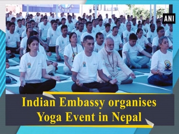 Indian Embassy organises Yoga Event in Nepal