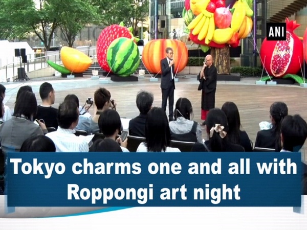 Tokyo charms one and all with Roppongi festival