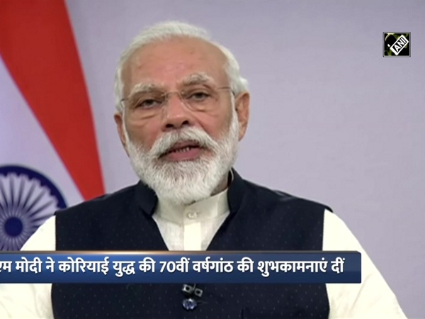 PM Modi salutes bravehearts of Korean War on 70th anniversary