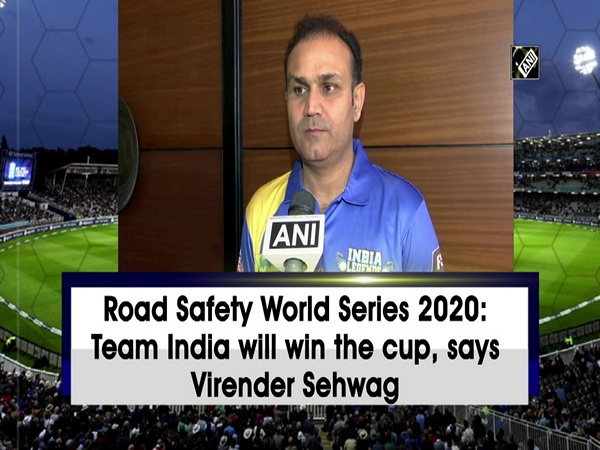 Road Safety World Series 2020: Team India will win the cup, says Virender Sehwag