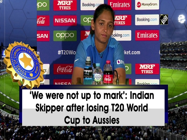 'We were not up to mark': Indian Skipper after losing T20 World Cup to Aussies