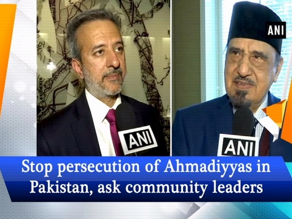 Stop persecution of Ahmadiyyas in Pakistan, ask community leaders