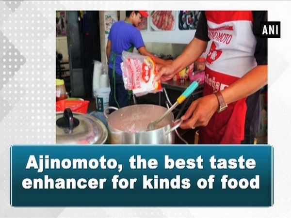 Ajinomoto, the best taste enhancer for kinds of food