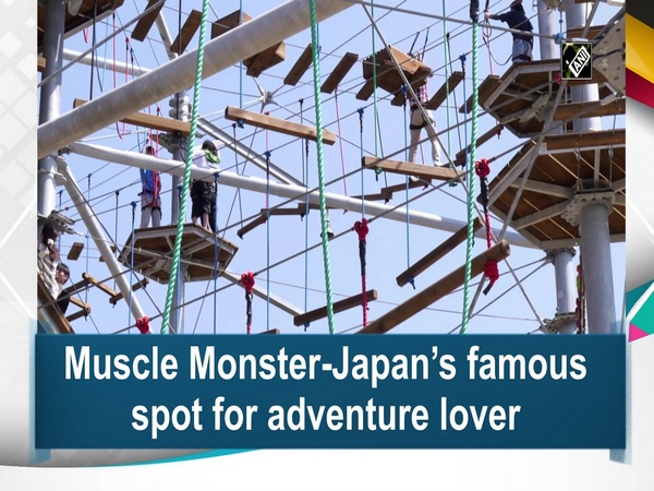 Muscle Monster--Japan's famous spot for adventure lover
