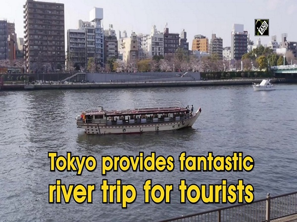 Tokyo provides fantastic river trip for tourists