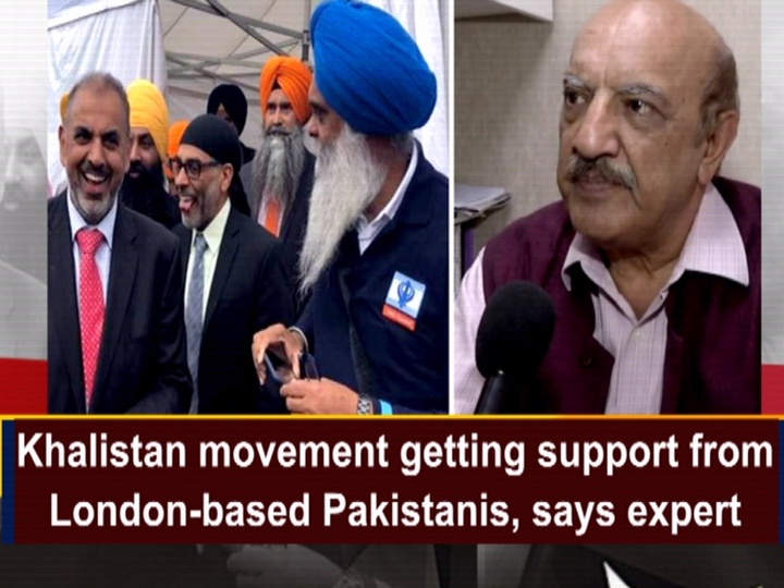 Khalistan movement getting support from London-based Pakistanis, says expert