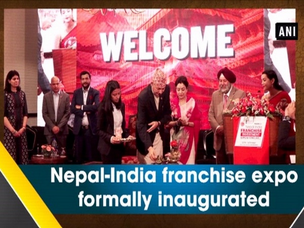 Nepal-India franchise expo formally inaugurated