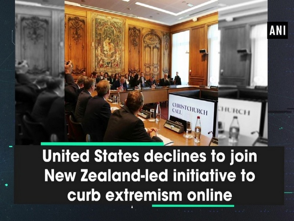 United States declines to join New Zealand-led initiative to curb extremism online