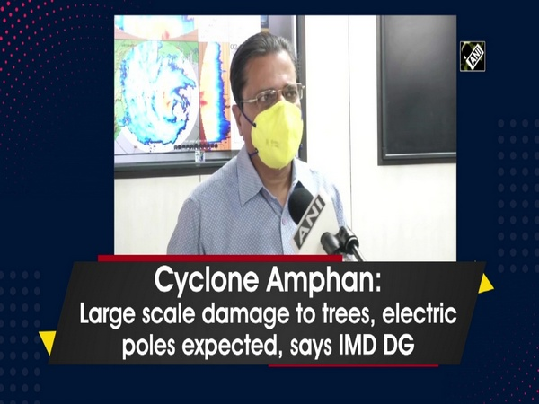 Cyclone Amphan: Large scale damage to trees, electric poles expected, says IMD DG