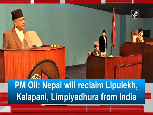 PM Oli: Nepal will reclaim Lipulekh, Kalapani, Limpiyadhura from India