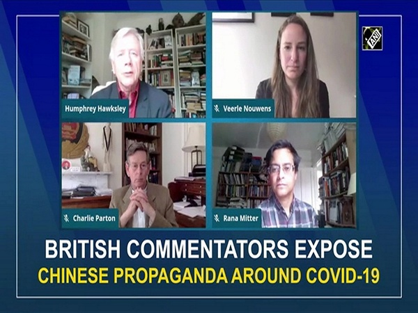 British commentators expose Chinese propaganda around Covid-19