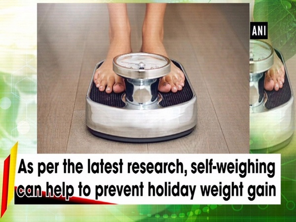 As per the latest research, self-weighing can help to prevent holiday weight gain