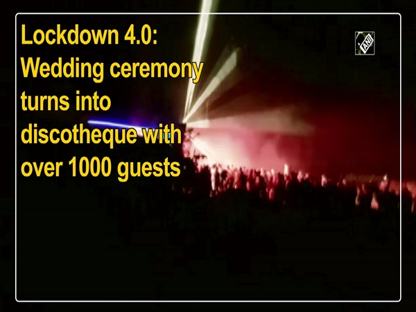 Lockdown 4.0: Wedding ceremony turns into discotheque with over 1000 guests