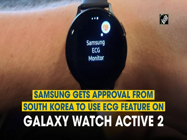 Samsung gets approval from South Korea to use ECG feature on Galaxy Watch Active 2