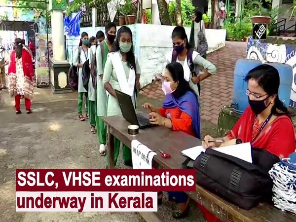 SSLC, VHSE examinations underway in Kerala